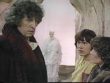 The Doctor with Adric and Nyssa