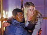 Rose Tyler and Mickey Smith